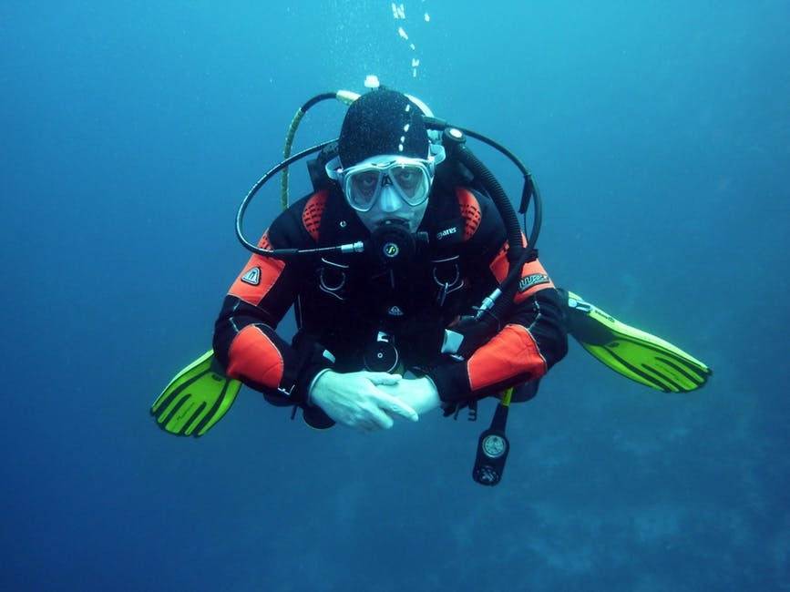 Steps on How to Get a Scuba Diving Certification
